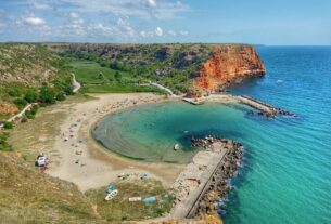 impresii litoral bulgaria bolata