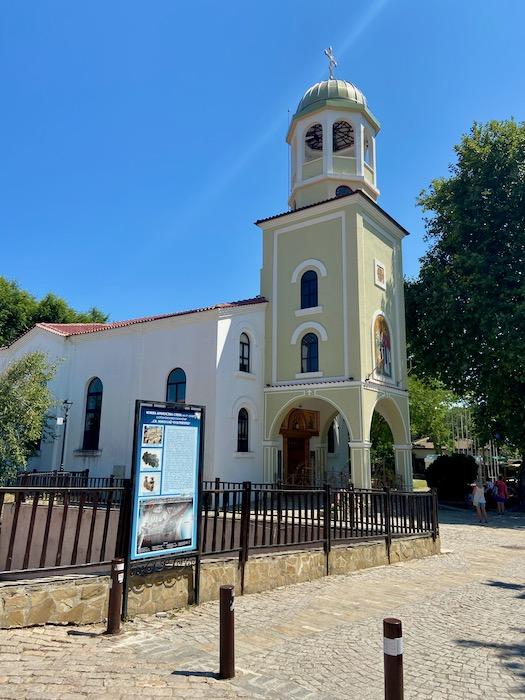 CatedralaSfantul Chiril și Metodie Sozopol