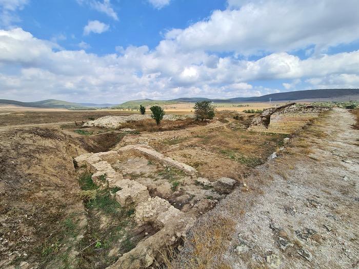 Cetatea Ibida 4