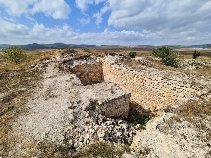Cetatea Ibida 2