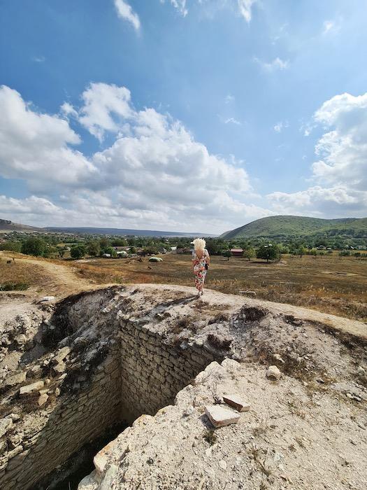 Cetatea Ibida 1