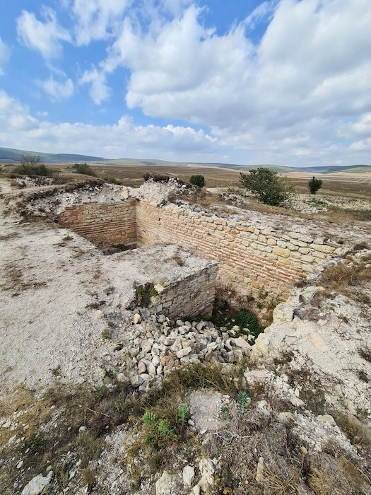 Cetatea Ibida 3