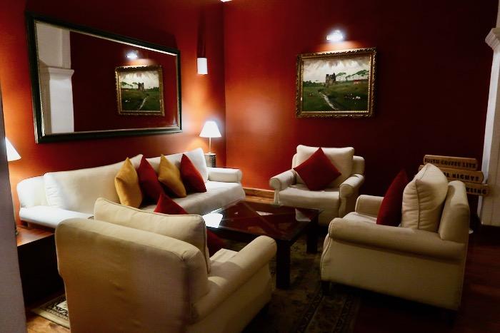 Hotel istoric Sri Lanka St ANdrews 5