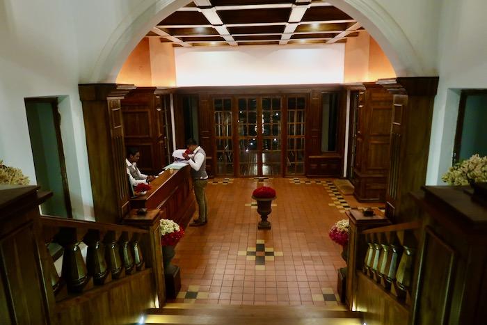 Hotel istoric Sri Lanka St ANdrews 2