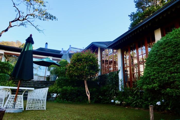 Hotel istoric Sri Lanka St ANdrews