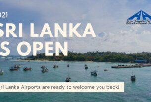 Sri Lanka s-a deschis pentru turisti