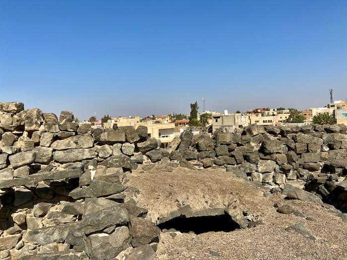 Qasr Al Azraq Castelele desertului 2