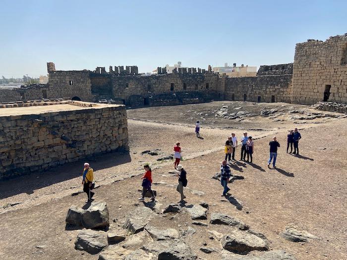 Qasr Al Azraq Castelele desertului 1