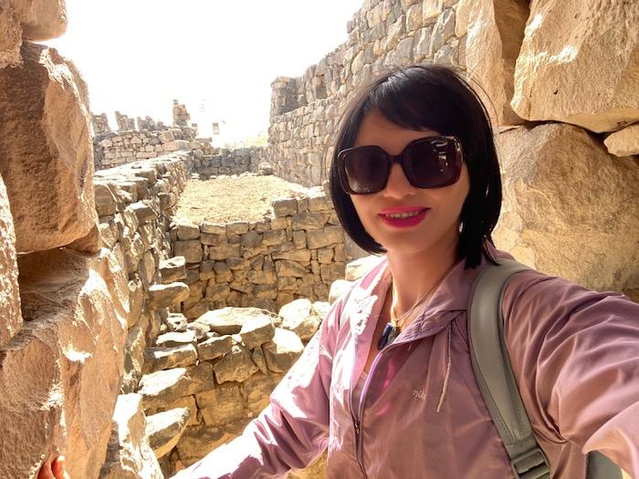 Qasr Al Azraq Castelele desertului 5