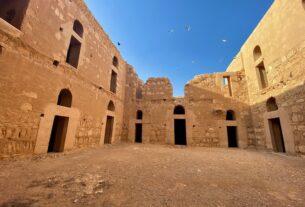 Al-Kharanah Castelele desertulu 4