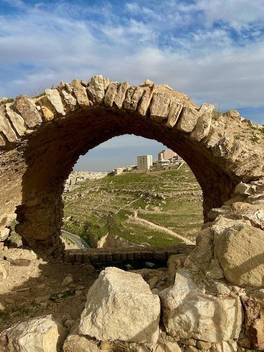 Castelul Karak 7