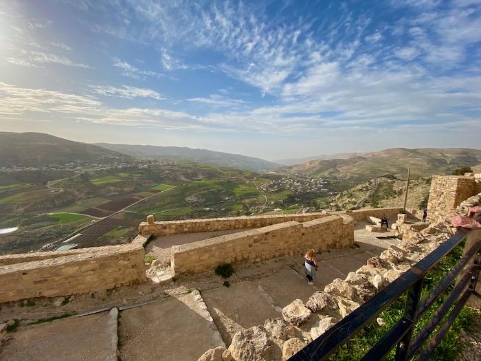 Castelul Karak 8