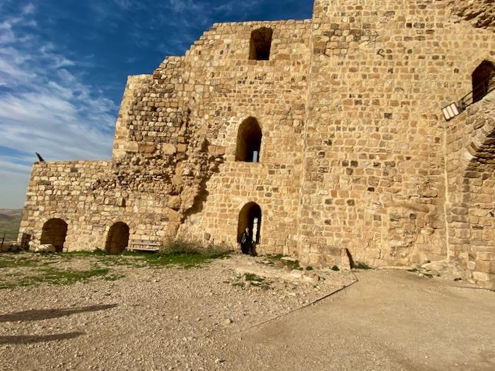 Castelul Karak 10