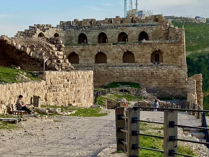 Castelul Karak 13