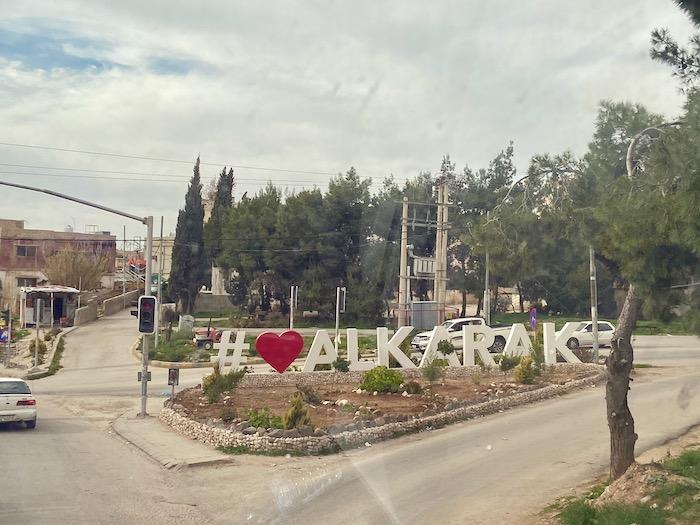 Al Karak Iordania