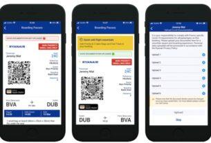 Ryanair lansează ''Covid-19 Certificate Wallet''