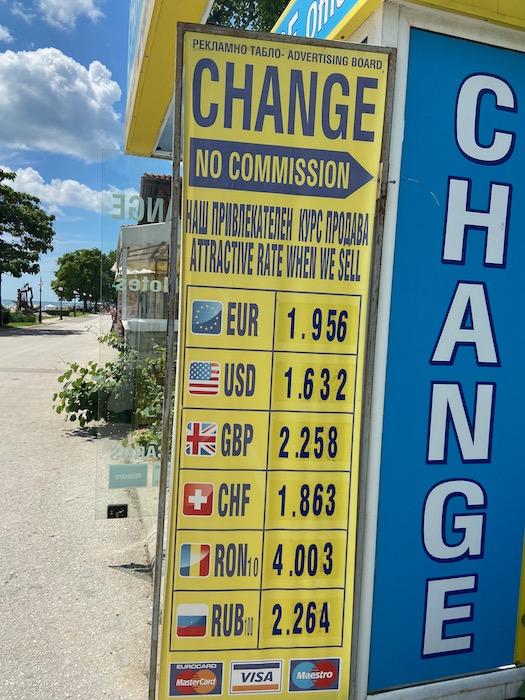 schimb valutar bulgaria 1