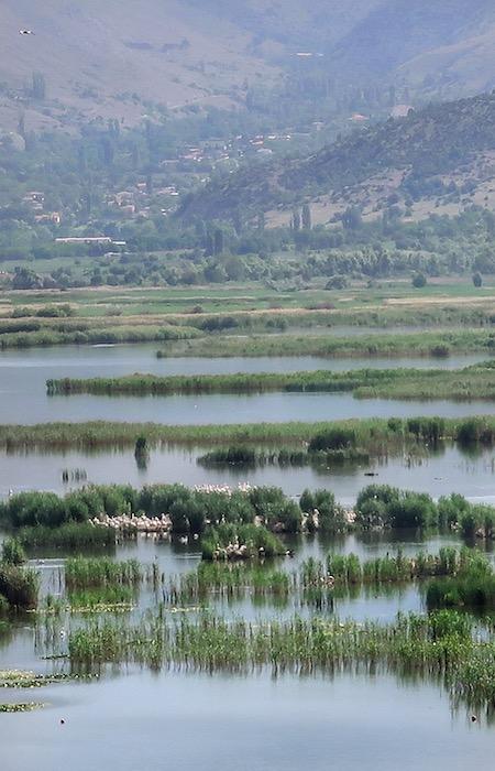 lacul mic prespa