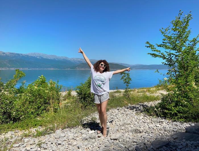lacul mare prespa