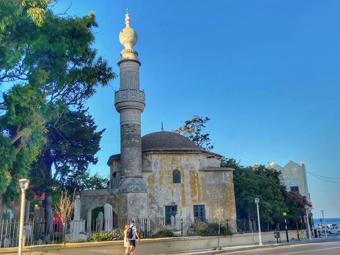 Moschee Rodos